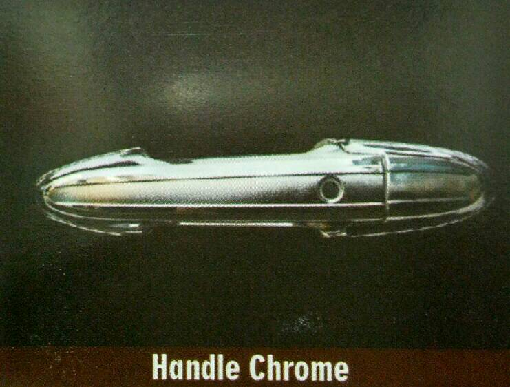 Handle Chrome Jazz 2014