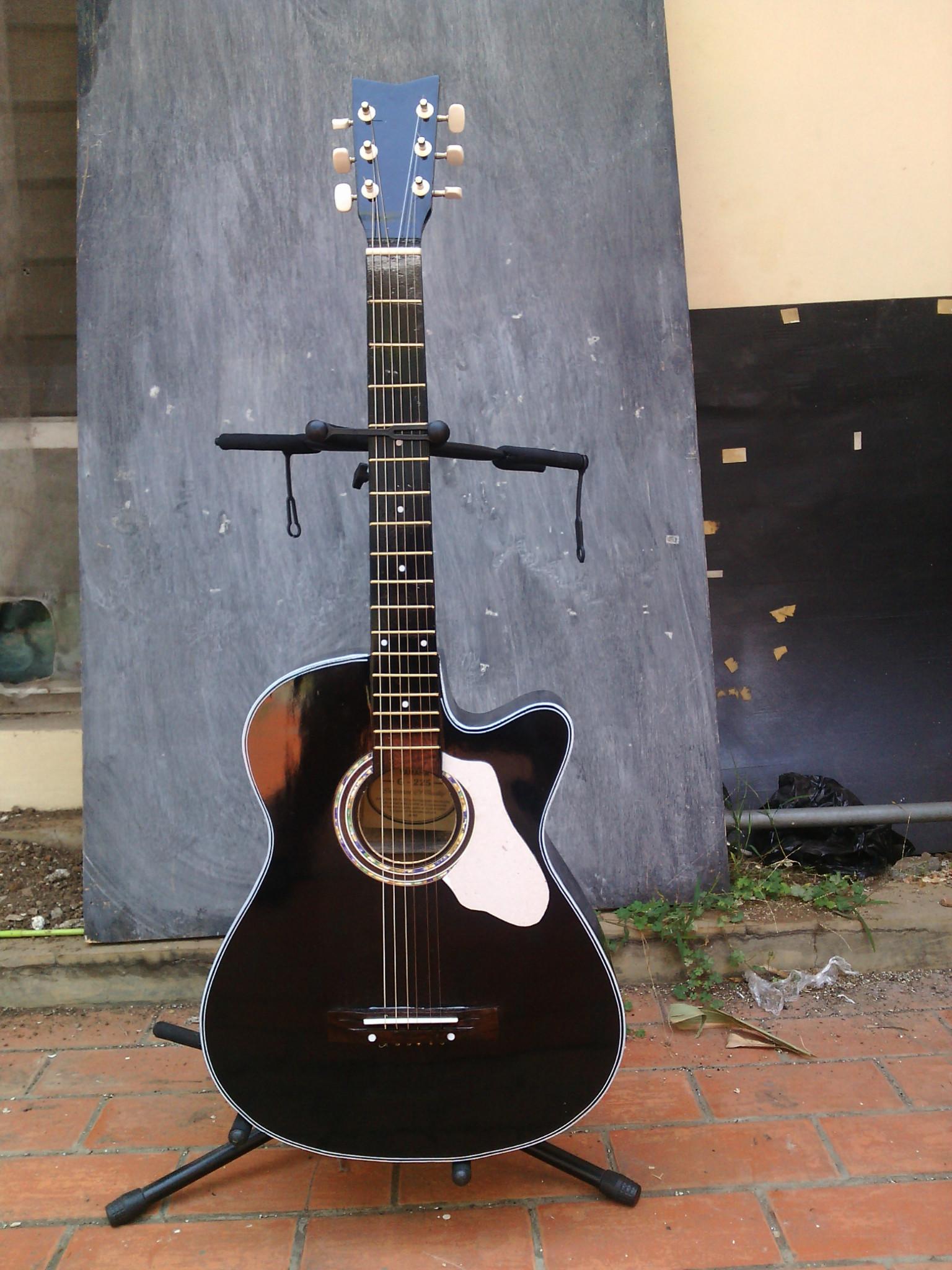 gitar akustik gibson hitam wel e to cekhargaonline