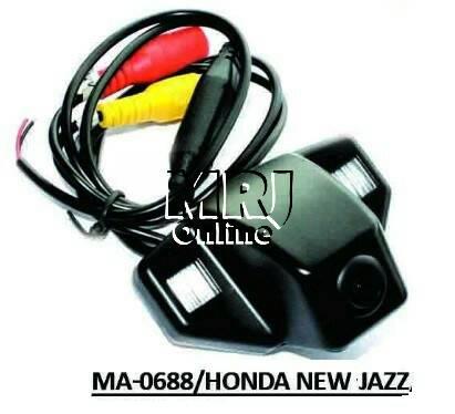 Kamera parkir / mundur untuk Honda Jazz