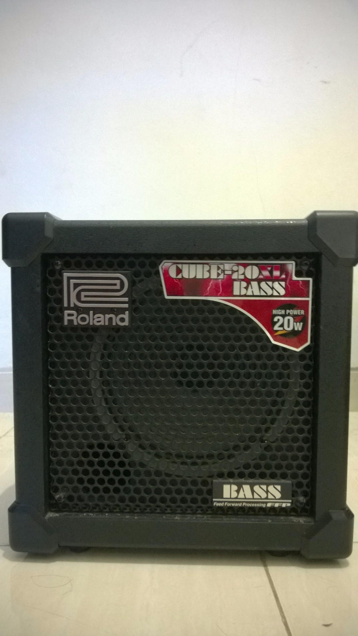 harga Roland Cube 20 XL Bass Tokopedia.com