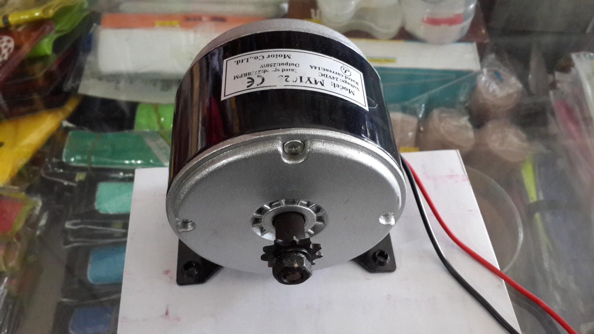 Jual Dinamo Skuter Motor Skuter Sepeda Listrik 250 Watt