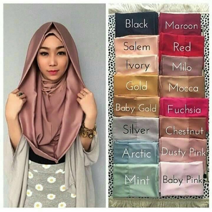 supplier baju hijab : deeja hoodie