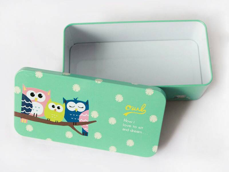 harga Owl Tin Accessories Box Tokopedia.com