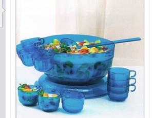 harga Tupperware Watercolor Cup + Bowl Set (Activity Juni 2015) Tokopedia.com