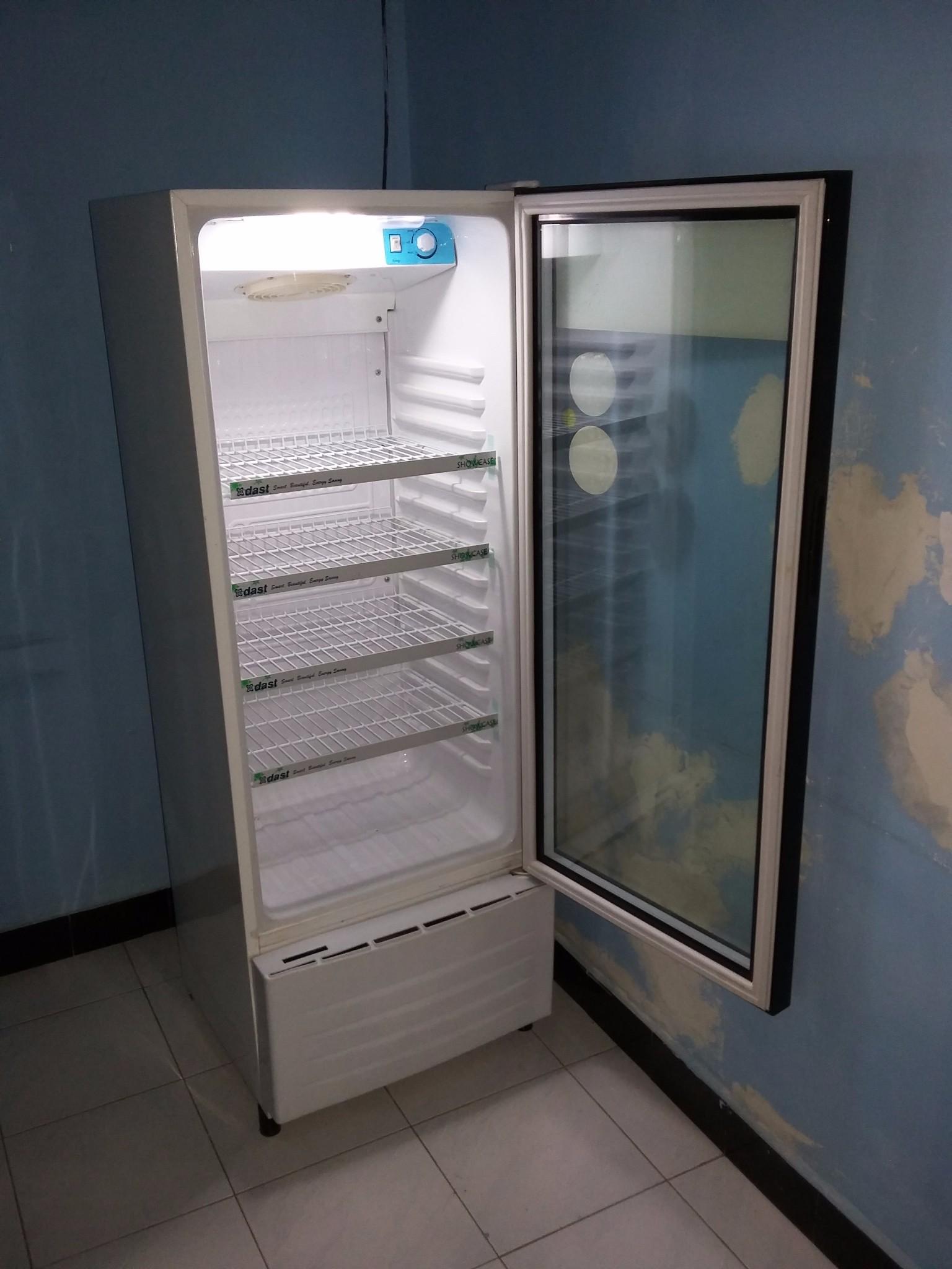 harga Kulkas Showcase / Display untuk Jualan Minuman Dingin merk Dast Tokopedia.com