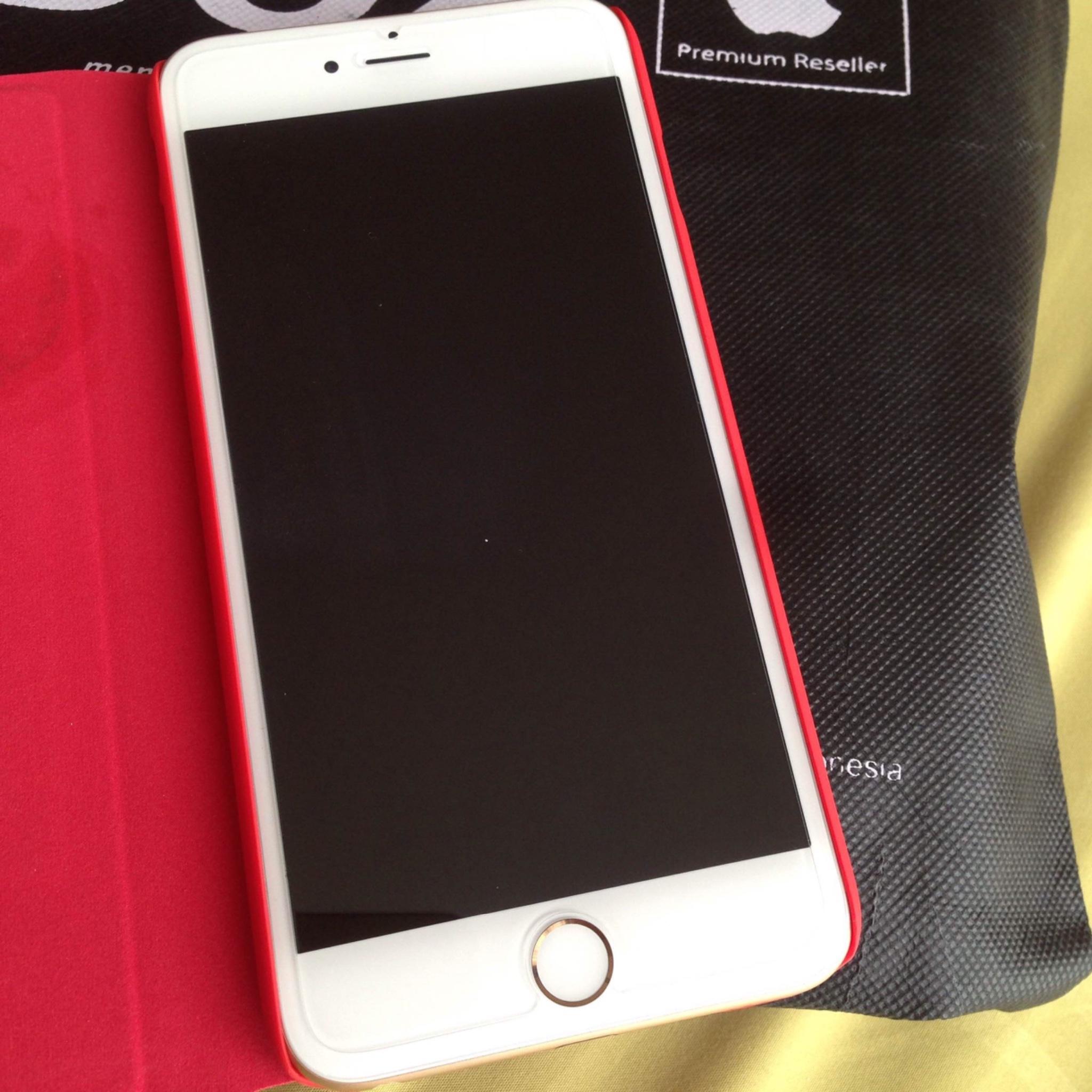 Jual Iphone 6 Plus 16gb Gold Beli Di Ibox Plaza Indonesia