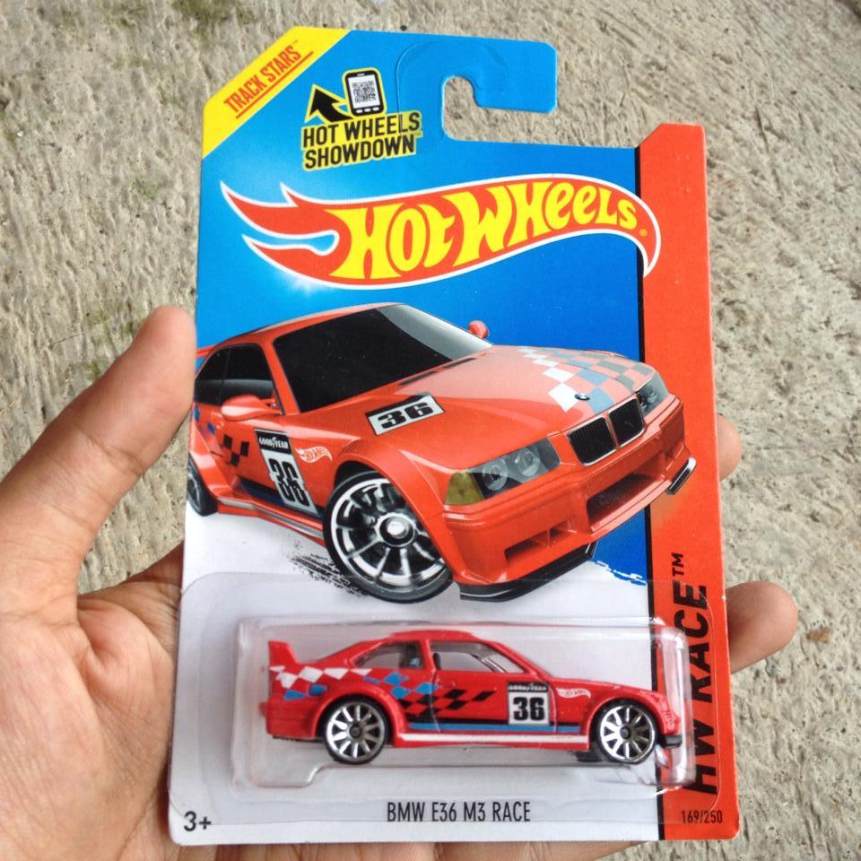 harga DIECAST HOTWHEELS HOT WHEELS BMW E36 M3 RACE MERAH  promo A Tokopedia.com