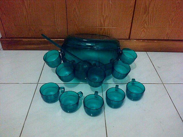 harga Watercolor Cup Tupperware Tokopedia.com