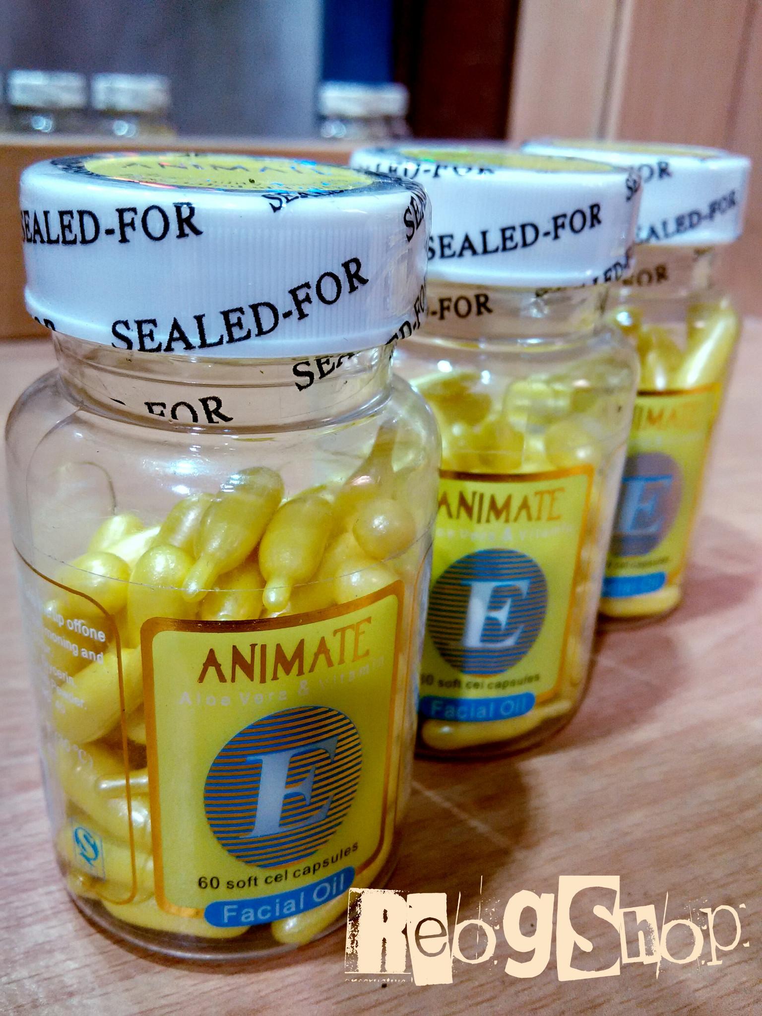 Facial Oil Serum Wajah Source Jual SERUM WAJAH ANIMATE MUKA ANIMATE ANIMATED USA .