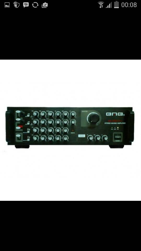 Ampli Mixer BMB DA 2000 Pro