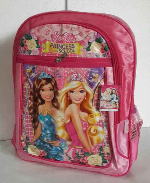 harga Tas ransel anak sekolah SD princess barbie charm school Tokopedia.com