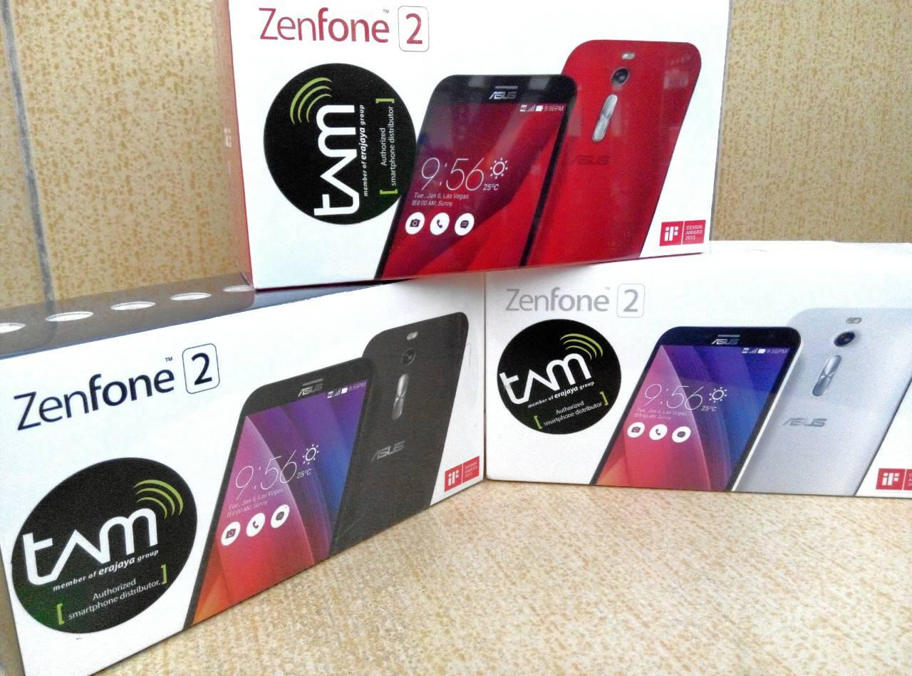 Jual ASUS ZENFONE 2 ZE550ML RAM 2GB MEMORY 16GB GARANSI