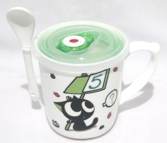 harga Gelas / Mug Keramik Kucing + Sendok Tutup Kedap Udara (Hijau) Tokopedia.com