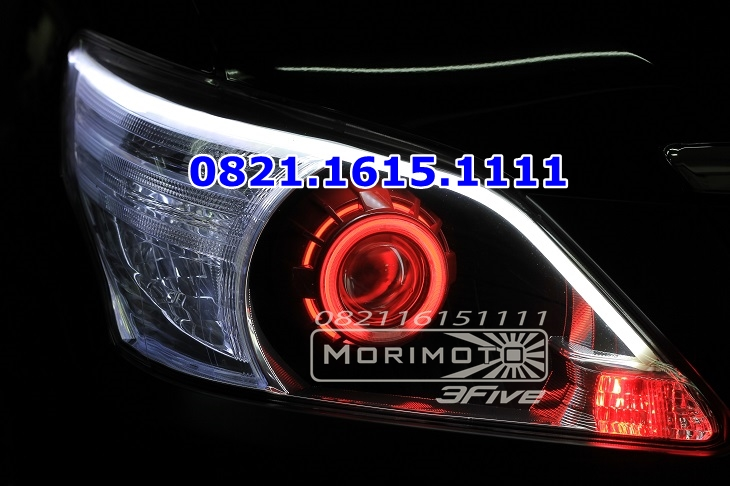 Jual Headlamp GRAND INNOVA AE Audi Line Include