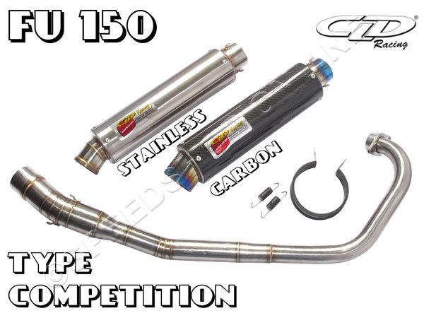 harga Knalpot CLD Racing Satria FU/Raider type C2 Kompetisi Silencer Carbon Tokopedia.com