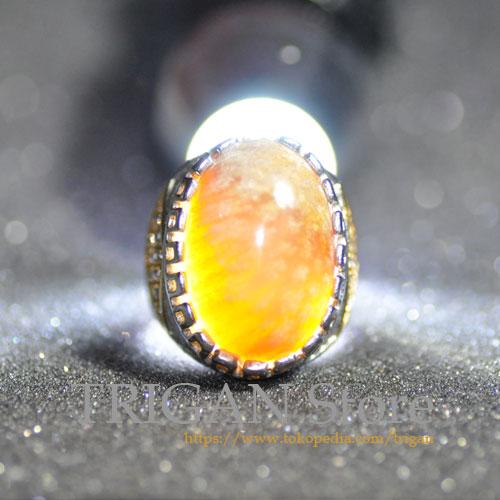 harga Batu Cincin Akik Fosil Bambu Jambi Ring Titanium Tanam Mahkota Tokopedia.com