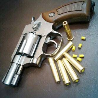 harga revolver m36 peluru mimis (senpan angin) Tokopedia.com