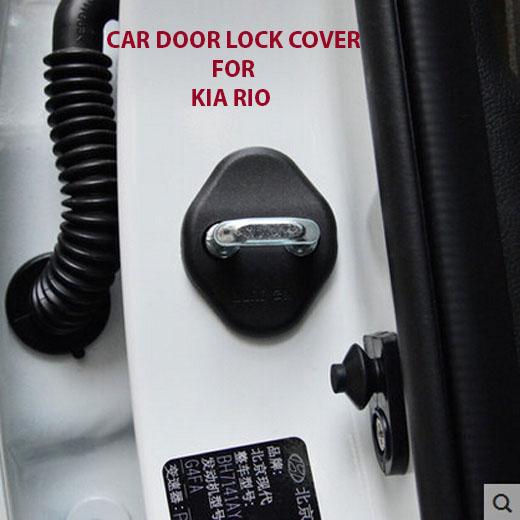 Car Door Lock Cover Kia Rio, K2