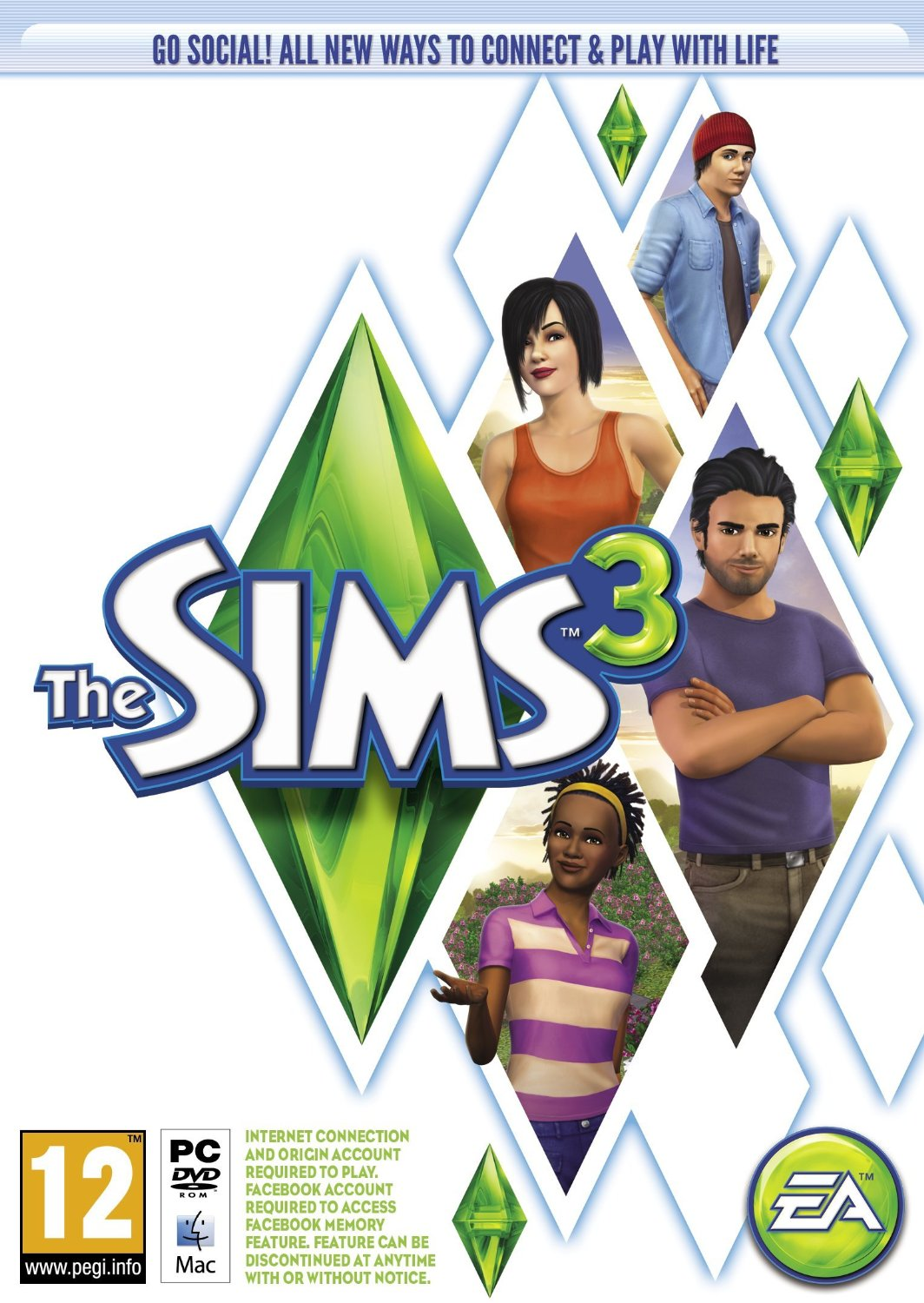 harga The Sims 3 Base Game (2 DVD) Tokopedia.com
