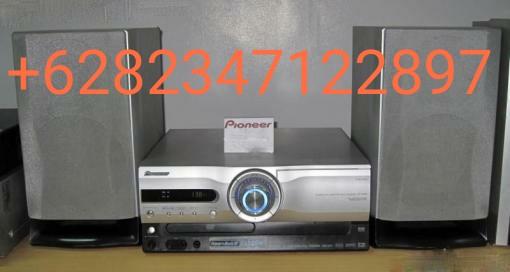 "harga Audio Stereo DVD Casette Deck Receiver ""PIONEER type XV-GX3 Tokopedia.com"