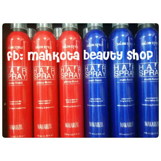 Makarizo Salon Style Hair