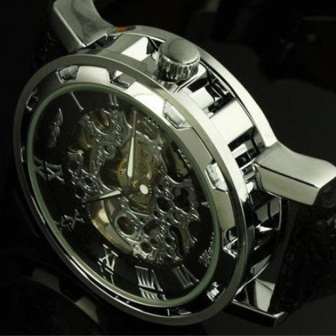Winner U8018 Automatic Mechanical Watch (Jam Tangan Otomatis-Mekanis)