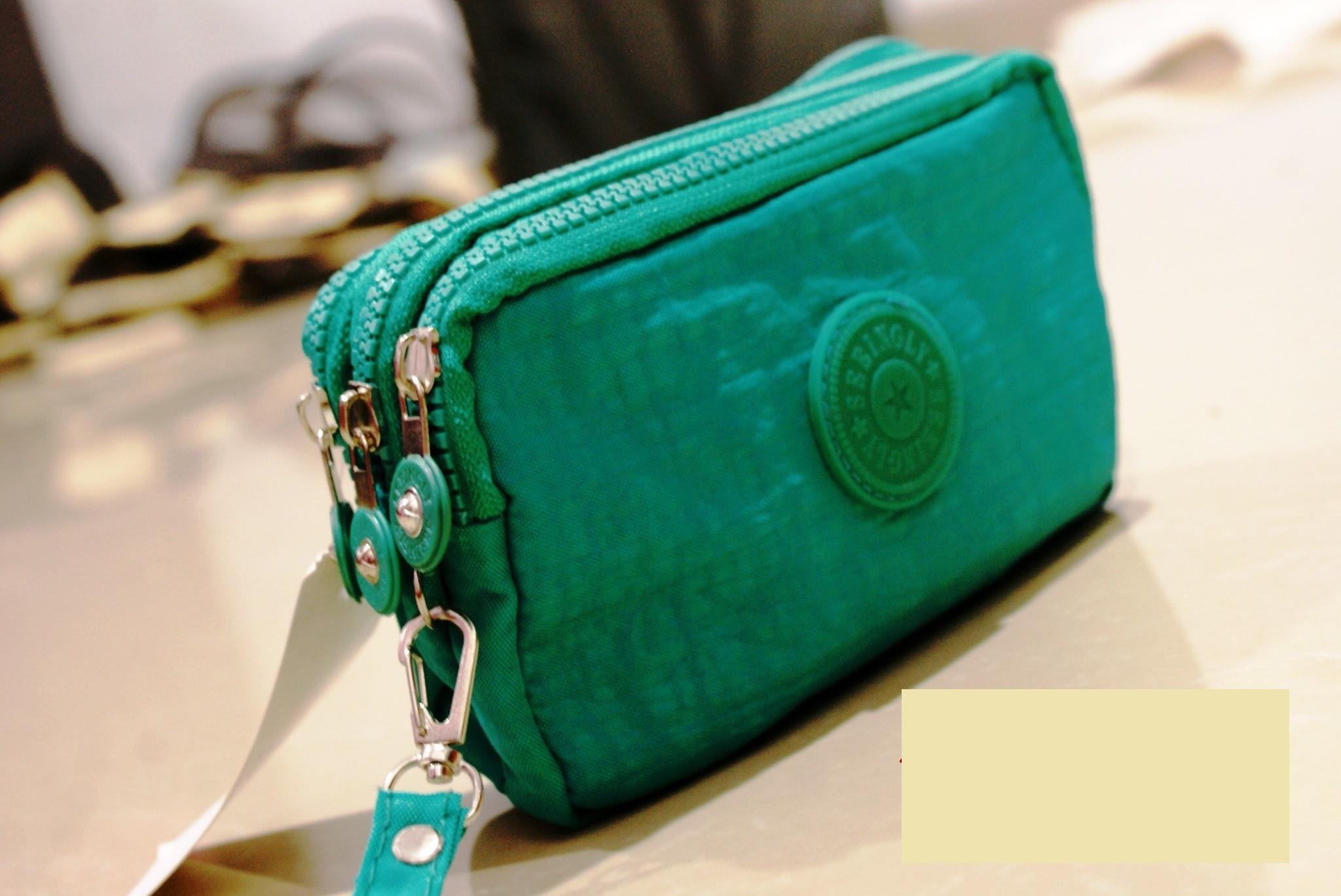 Dompet Tas Handphone Wallet Money Uang Spt Kipling Pocket Pouch Hp Eve