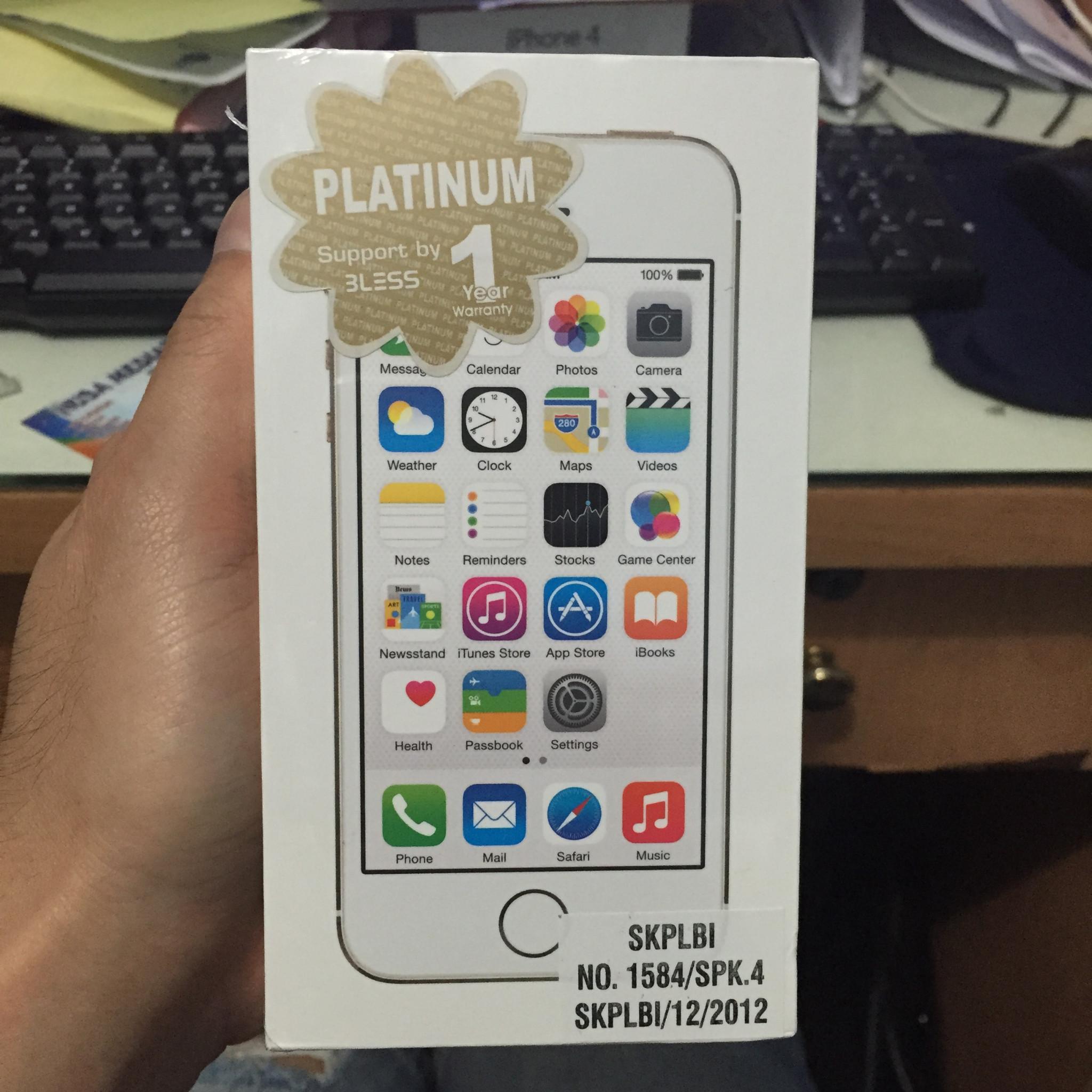 Iphone 6 16gb Garansi Internasional Daftar Harga Terbaru Dan Hot Priceiphone 7 Plus 128gb Black Bnib 1 Tahun Apple Fu Ori Non Aktifiphone 5s Gold