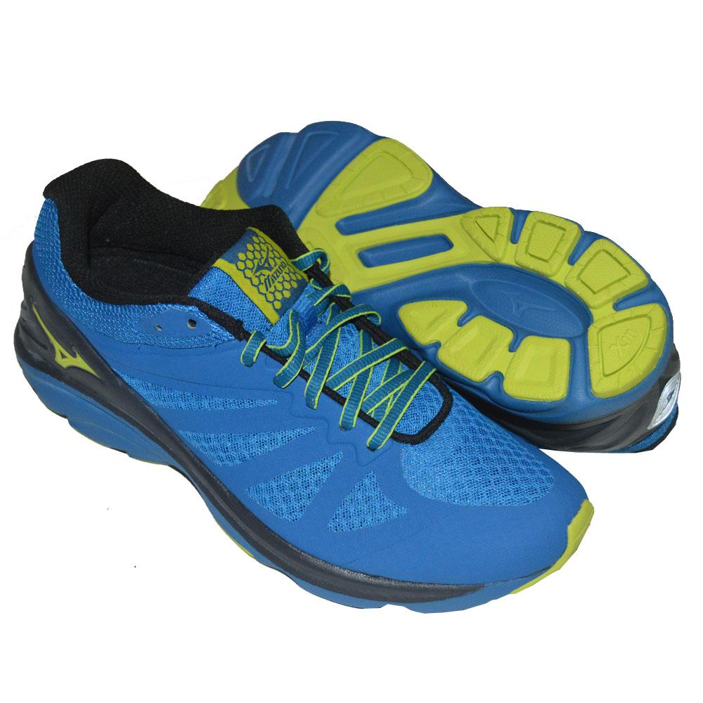 Jual Mizuno Sepatu Running Prima Cantabile Biru 100% Original ... 0970a72623