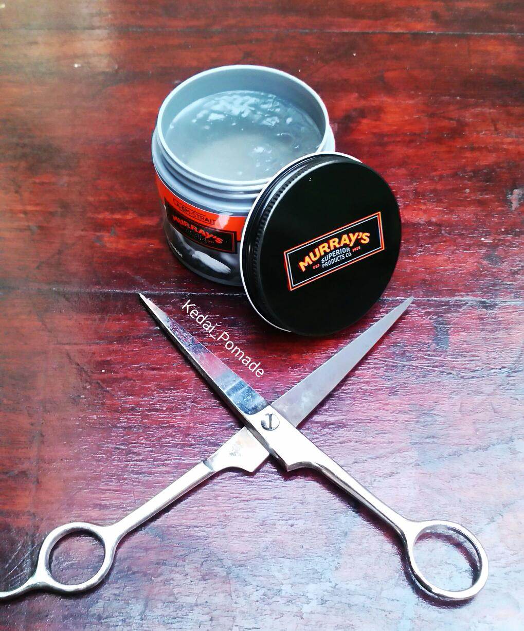 Murray Source · Spek Harga Pomade Murrays La Em Straight Firm Hold Gel .