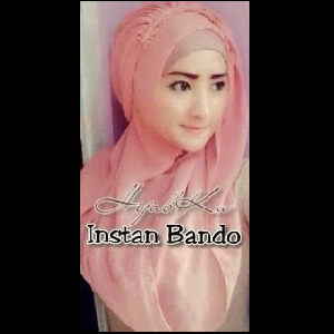 Jilbab Instan Bando Hijab Murah