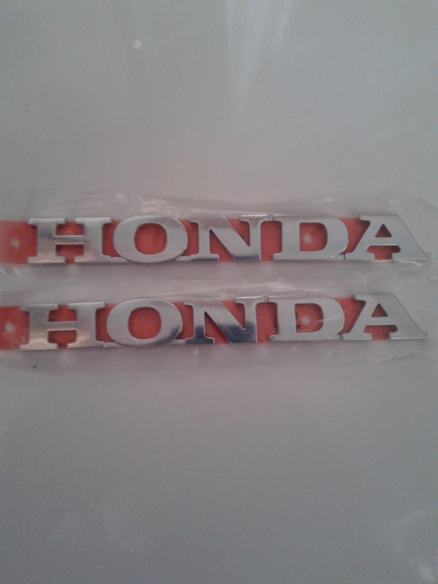 Emblem Honda Brio, Jazz, Mobilio, HR-V