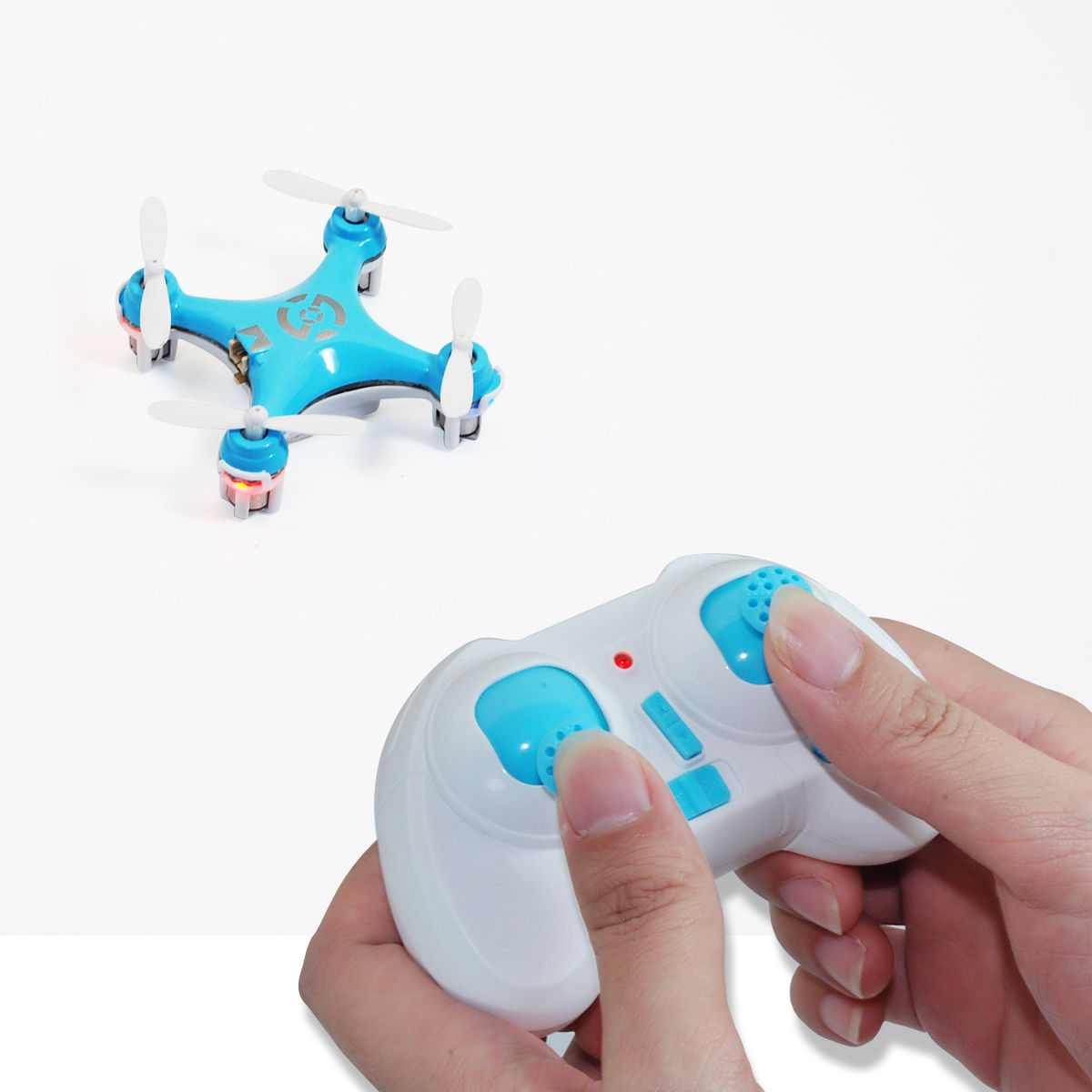 R/C 2.4Ghz nano Quadcopter CX-10 with 6Axis GYRO