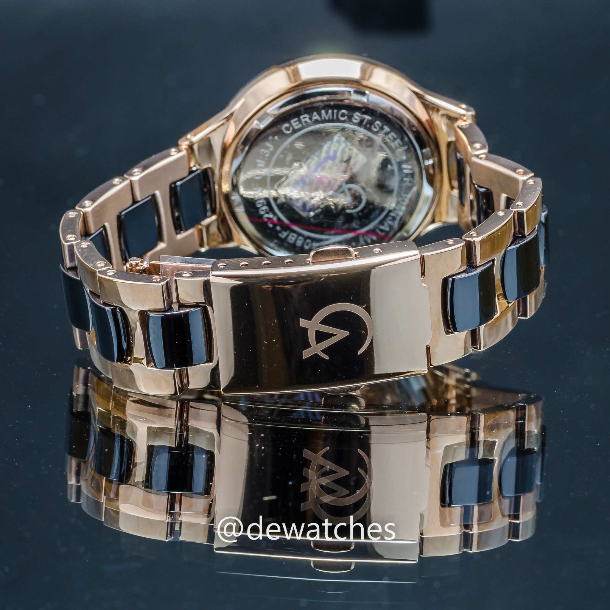 Jual Jam Tangan Ac Ladies Welcome To Alexandre Christie Ac2511 Gold For Alexander 2299 Bf