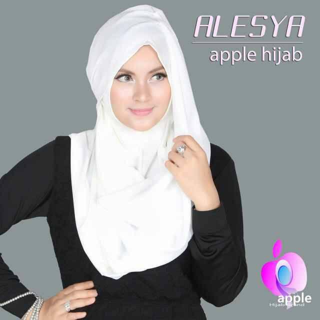 kerudung/ hijab instan / jilbab syari