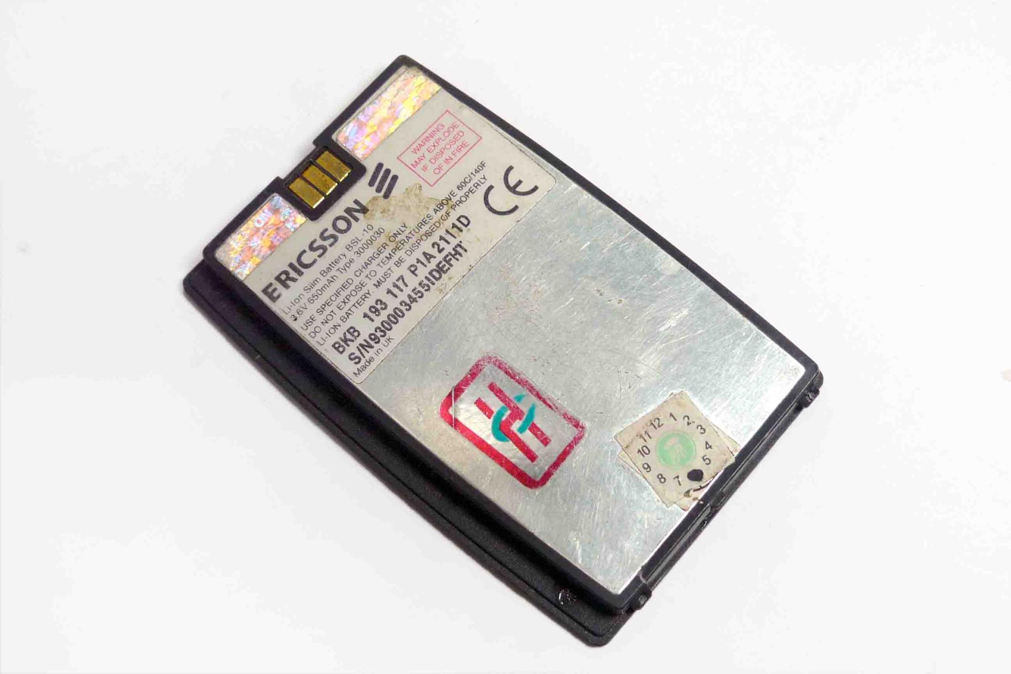 harga Baterai Ericsson T28 slim Tokopedia.com