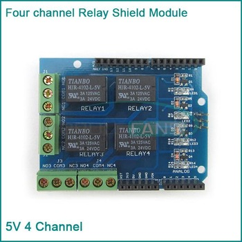 RELAY8 8-Channel Relay Driver Shield Quickstart Guide