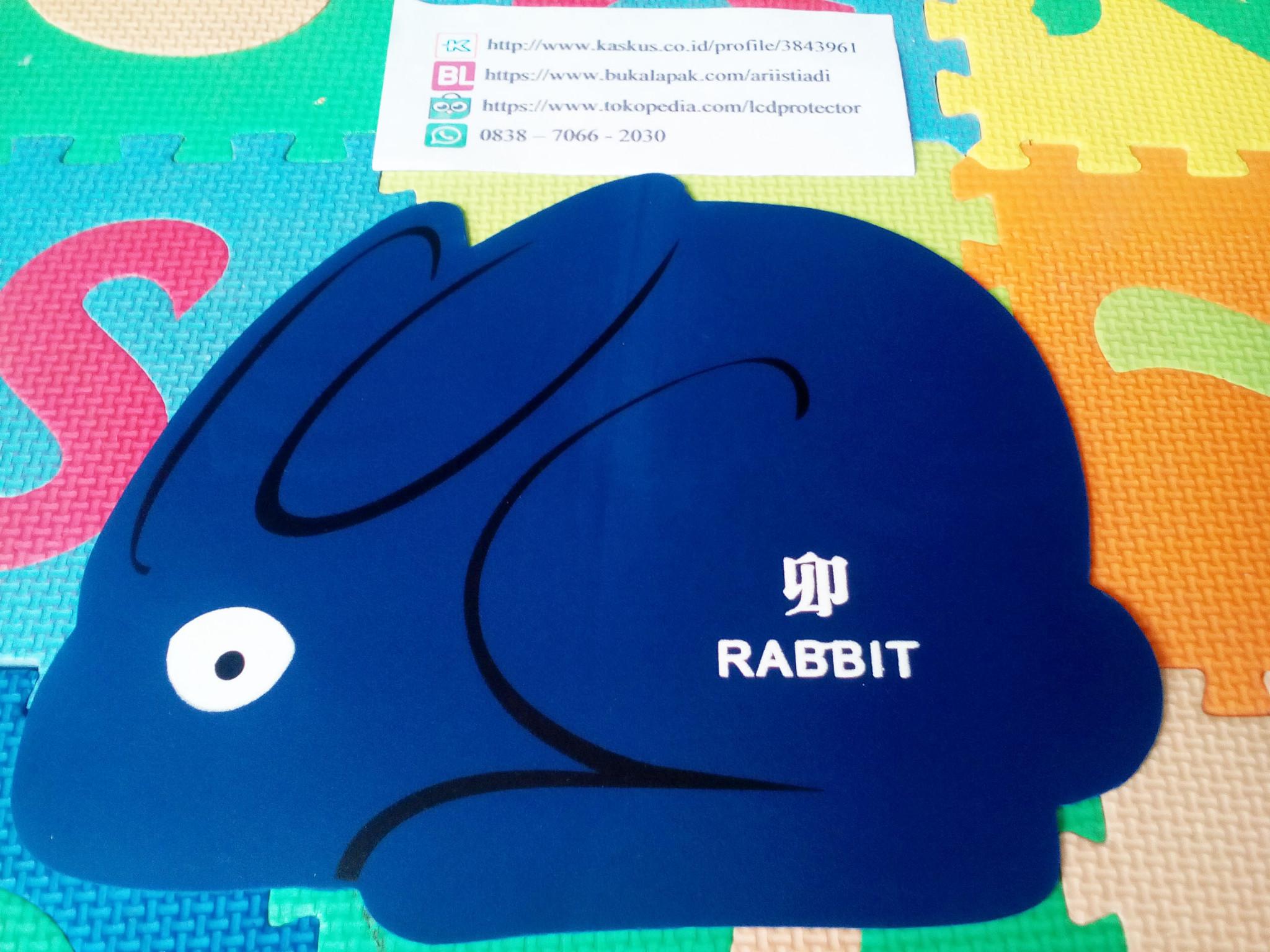Mousepad Tatakan Mouse Karakter Rabbit