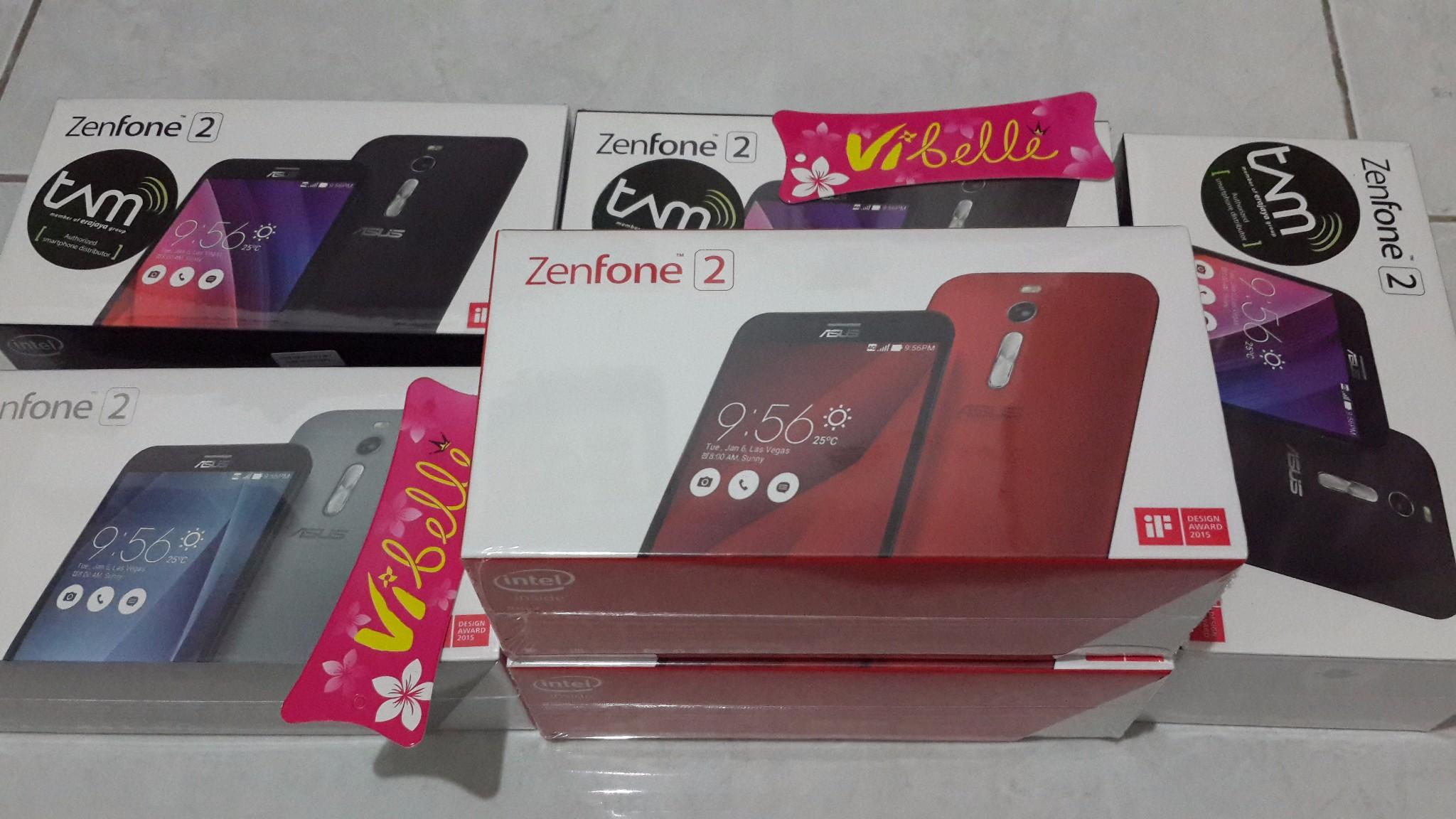 Jual ASUS ZENFONE 2 32GB RAM 4GB Garansi RESMI