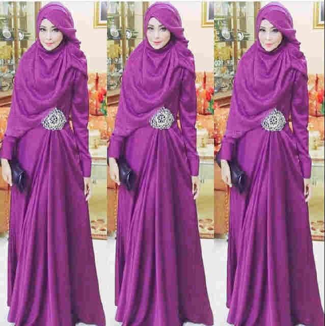 Maizani Hijab Set pink