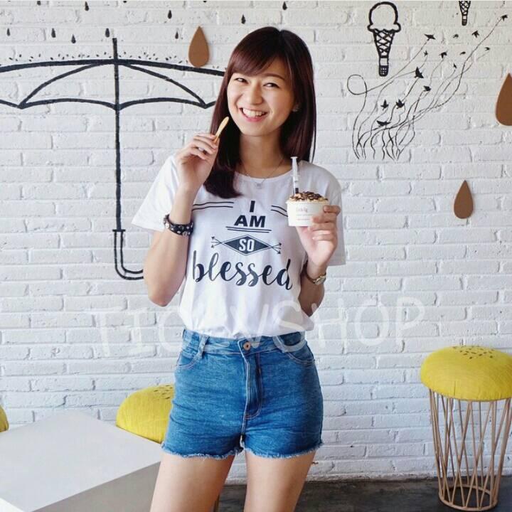 Jclothes Tumblr Tee Kaos Cewe Kaos Wanita Lagi Diet Hitam Daftar Source Jual .