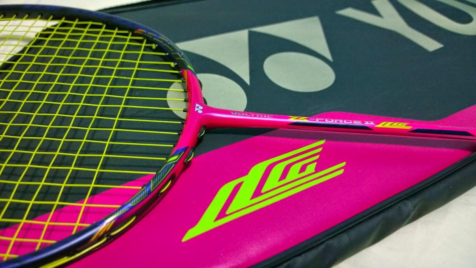 Raket Badminton Yonex Voltric