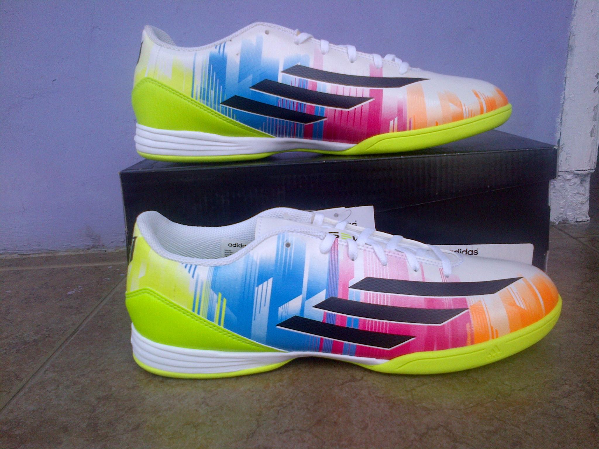 ... Jual Sepatu Futsal Adidas F10 IN  sepatu futsal adidas f10 messi ... 1183d0b43a990