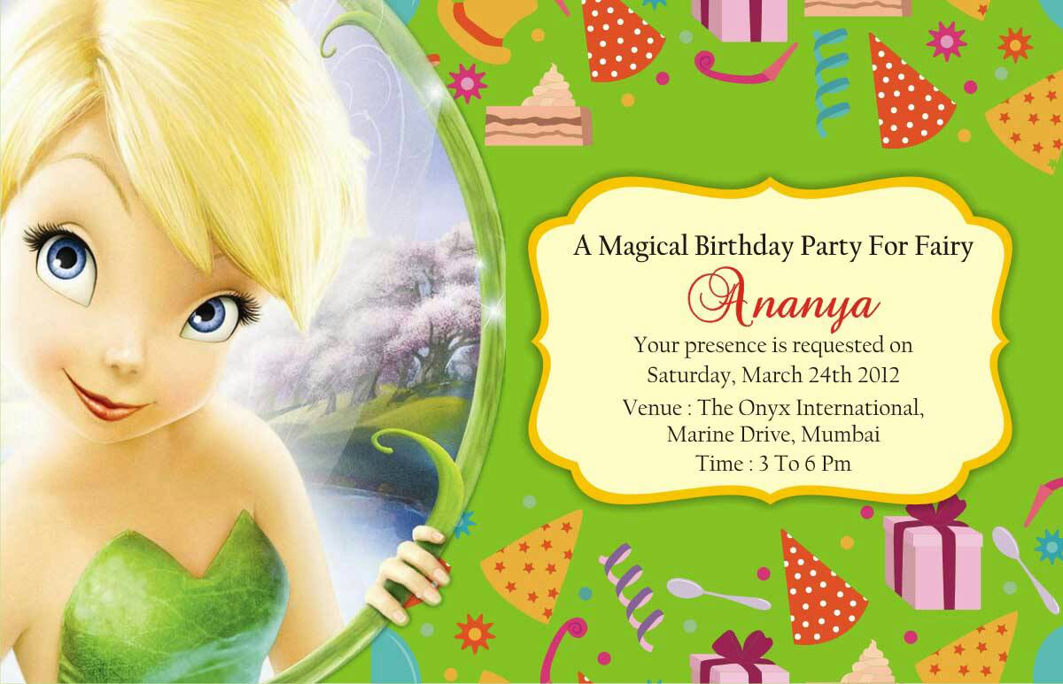 7th Birthday Invitations Philippines Mypartyblue Com