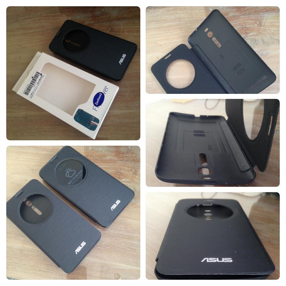 Jual Asus Zenfone 2 55 Flip Cover Case