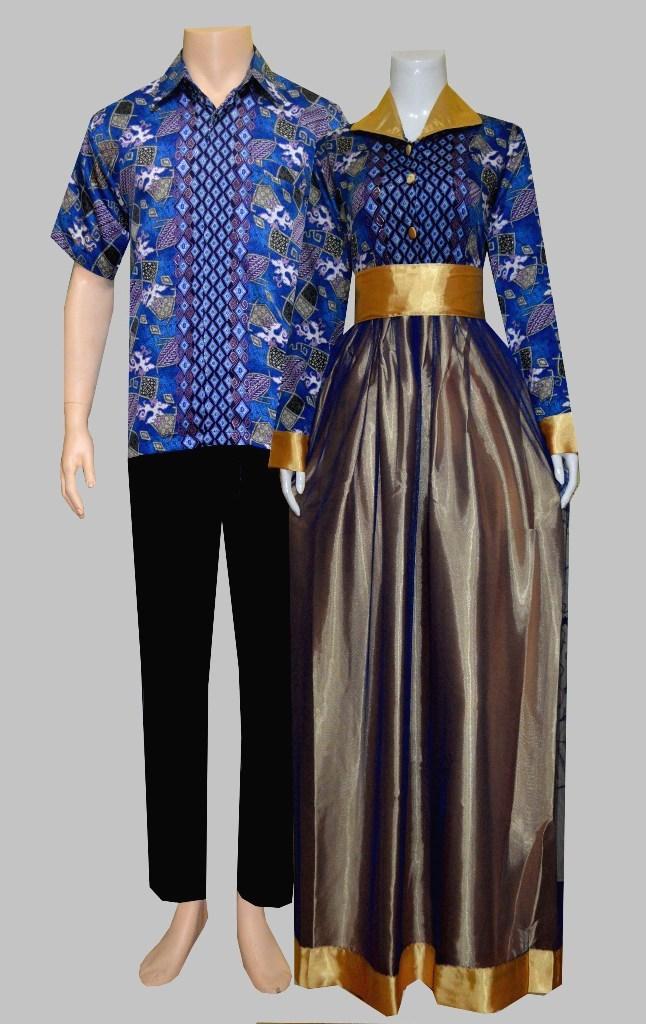 Muslim Couple Deskripsi Untuk Baju Gamis Katun Muslim