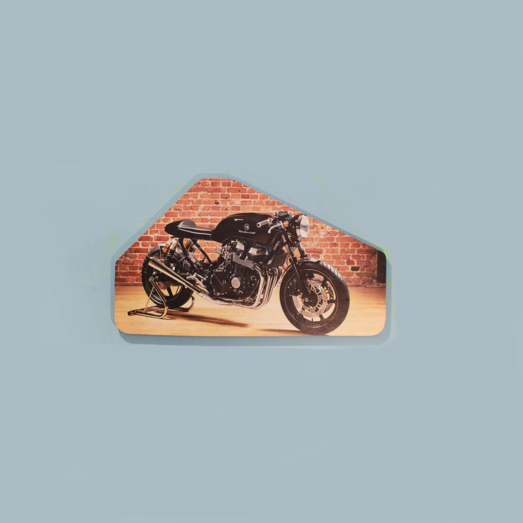 Poster wall art cafe racer PM635026-27