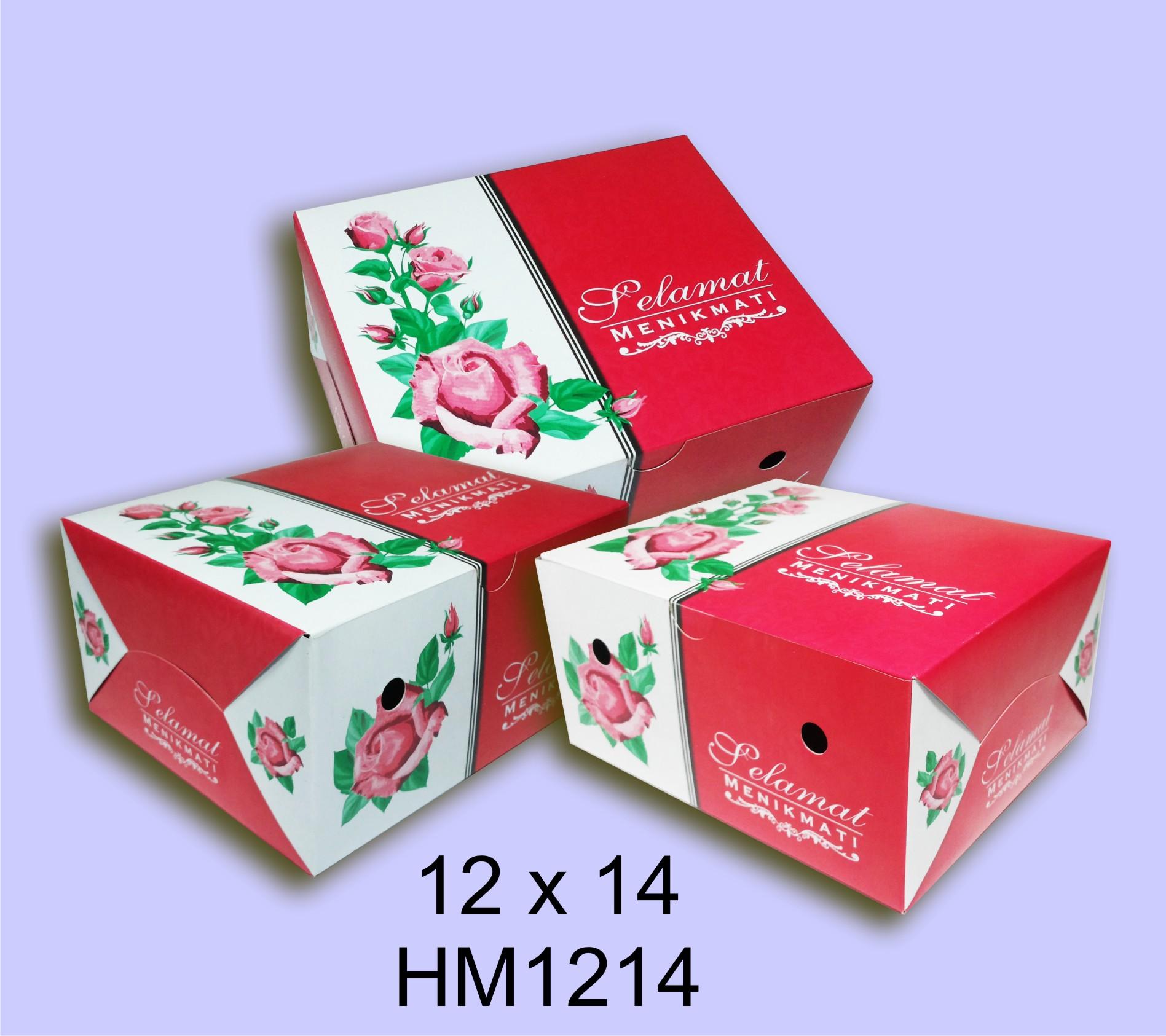 Packaging Makanan:  Box Makanan
