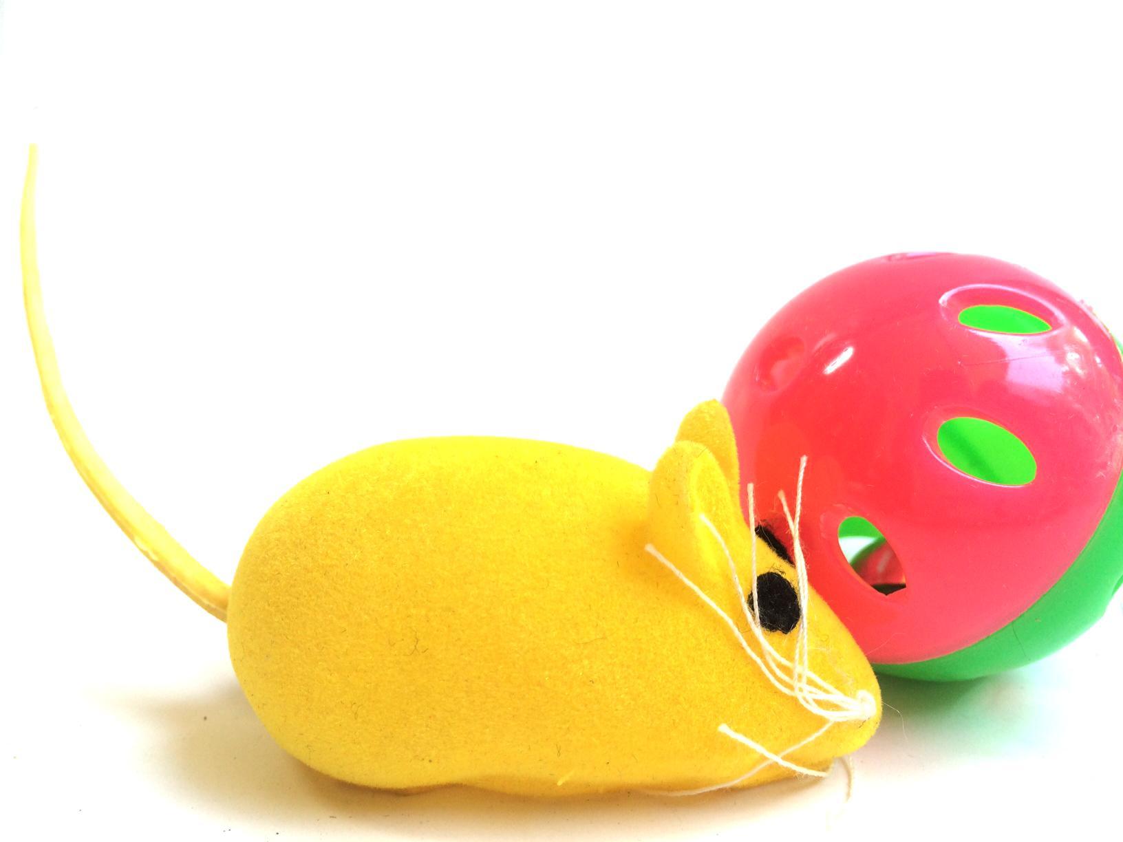 Tikus Mainan Untuk Kucing Mainan Oliv