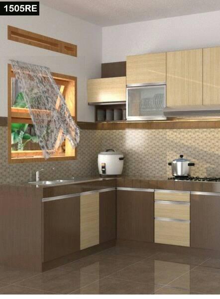 Harga kitchen set bandung for Kitchen set lampung